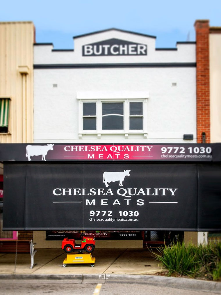 chelsea quality meats store