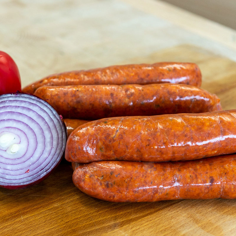 spicy italian pork sausages chelsea quality meats