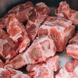 bag of beef bones